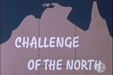 Challenge of the North title card