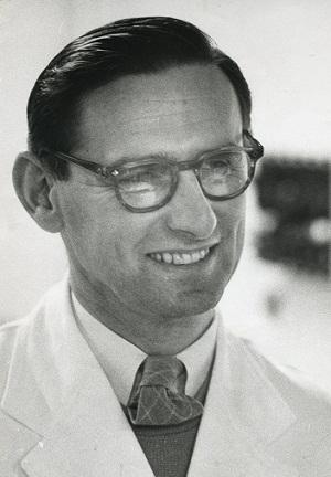 Arthur Farnworth circa 1960