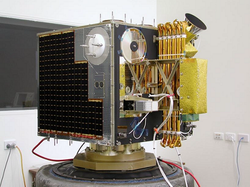The 58-kg FedSat satellite