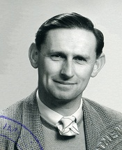 Arthur Farnworth in 1959