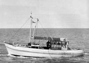 The survey vessel Rama