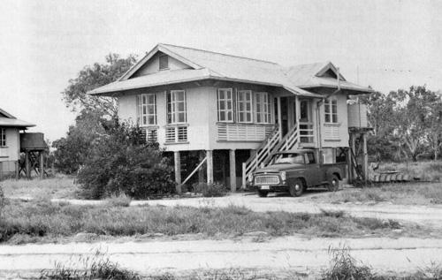 Field station at Kurumba