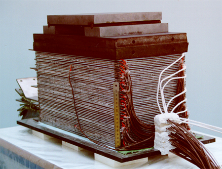 3-5kW SOFC stack tested in 1997