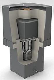 BlueGen solid oxide fuel cell