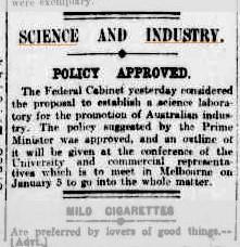 The Argus, 1 January 1916