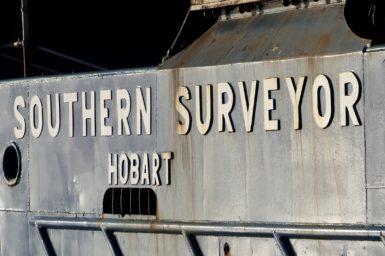 RV Southern Surveyor stren