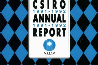CSIRO 1991-1992 annual report