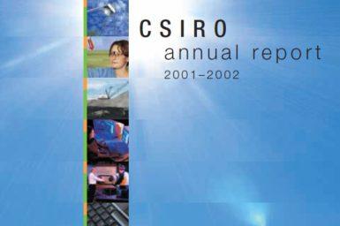 CSIRO 2001 -2002 annual report
