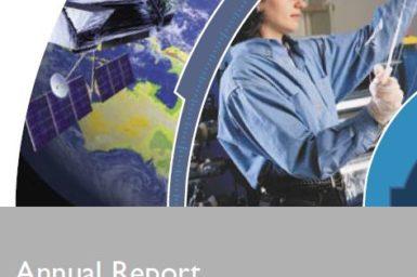 2004 - 2005 Annual report cover