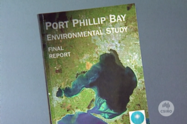 Published report of the Port Phillip Bay Environmental Study Team.