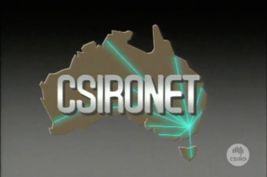 Graphic title for CSIRONET