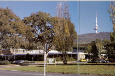 Csironet Building, Black Mountain