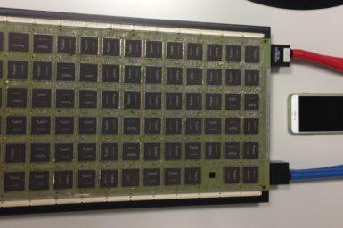 Cray Y-MP Processor Board