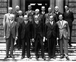 CSIR Council Meeting, 1935