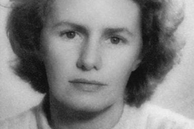 Enid Plante, circa 1940s