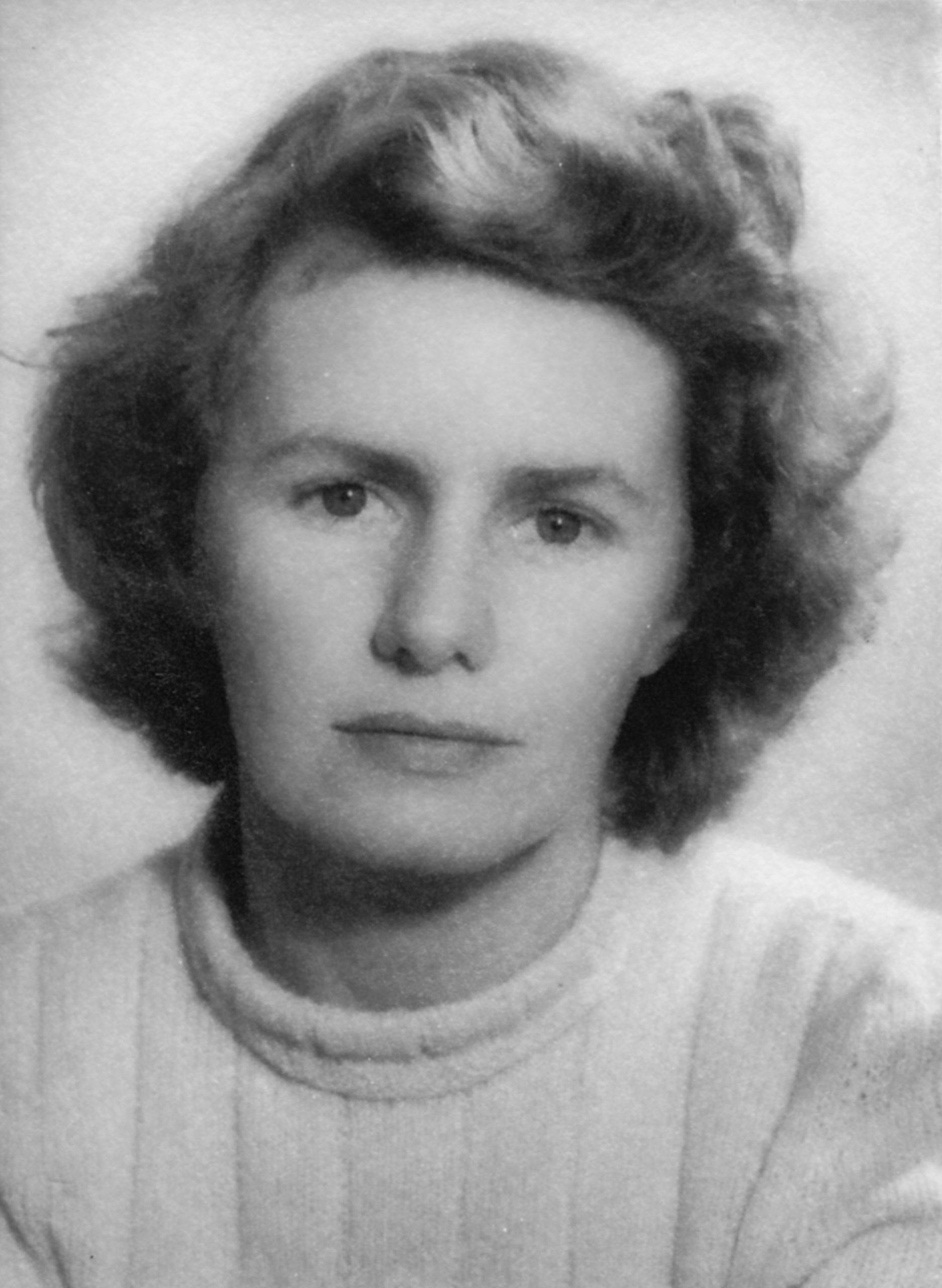 Enid Toner, circa 1940s