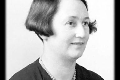 Betty Allan, CSIRO's first statistician