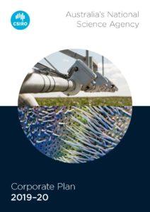Cover image of CSIRO Corporate Plan 2019–20
